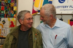 Roy and Jeremy at last year's Enterprising People Launch